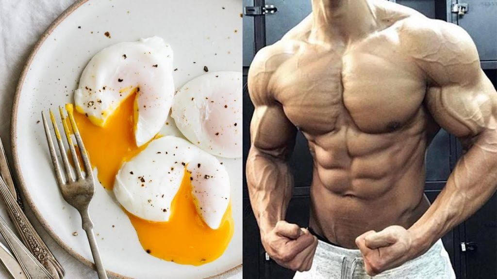 Eggs for Increased Testosterone - Best Testosterone Boosters For Muscle Gain