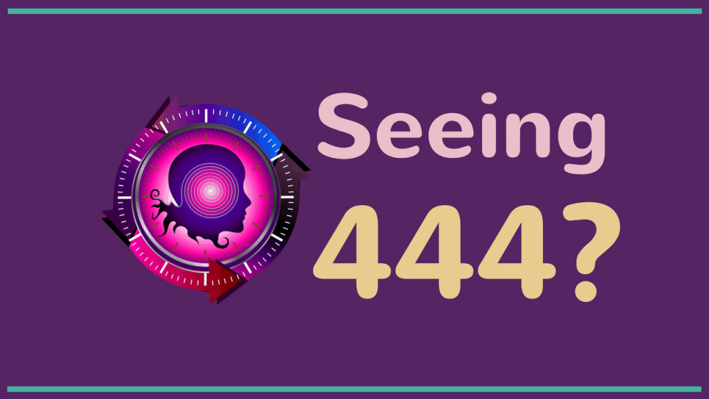 Seeing 444 - 444 Meaning What You Should Know About the Repeating Numbers 444
