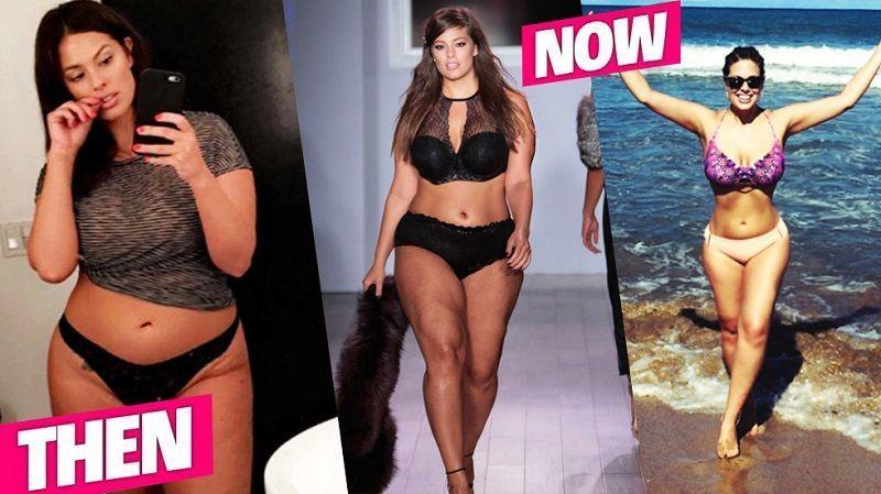 Ashley Graham Weight Loss Journey Diet Plan Tips Advice