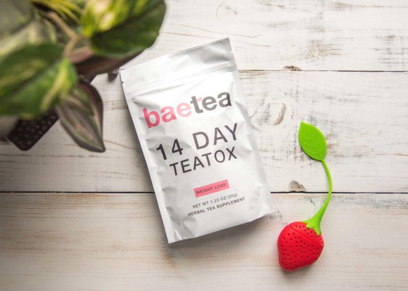 BeaTea 28 Day Teatox - Gentle Detox Tea