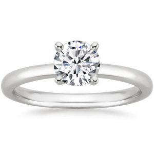 Diamond Manufacturers USA 1 2 Carat Engagement Ring - Black Friday Engagement Rings Deals 2019 Buying Guide