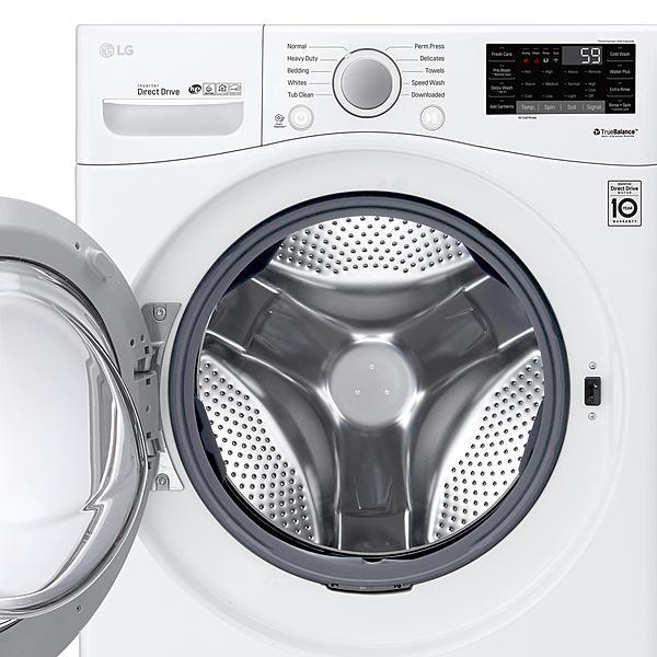 LG WM3500CW - Black Friday Washing Machine Deals 2019 Buying Guide