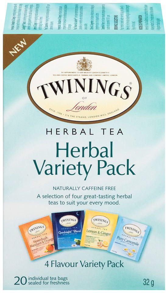 Twinings Herbal Tea - Best Detox Tea for Weight Loss - 5 Best Slimming Teas Review
