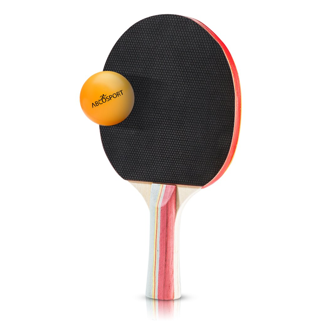 Abco Tech Set - Best Ping Pong Paddles Review Top 10 Picks