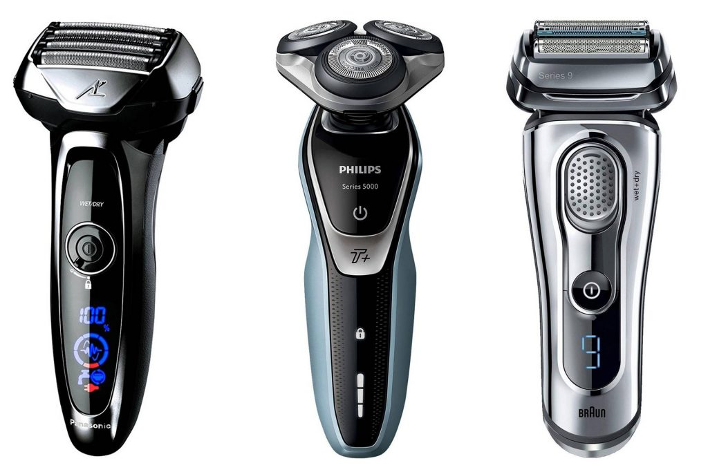 Best Electric Shaver for Tough Beard and Sensitive Skin 🥇