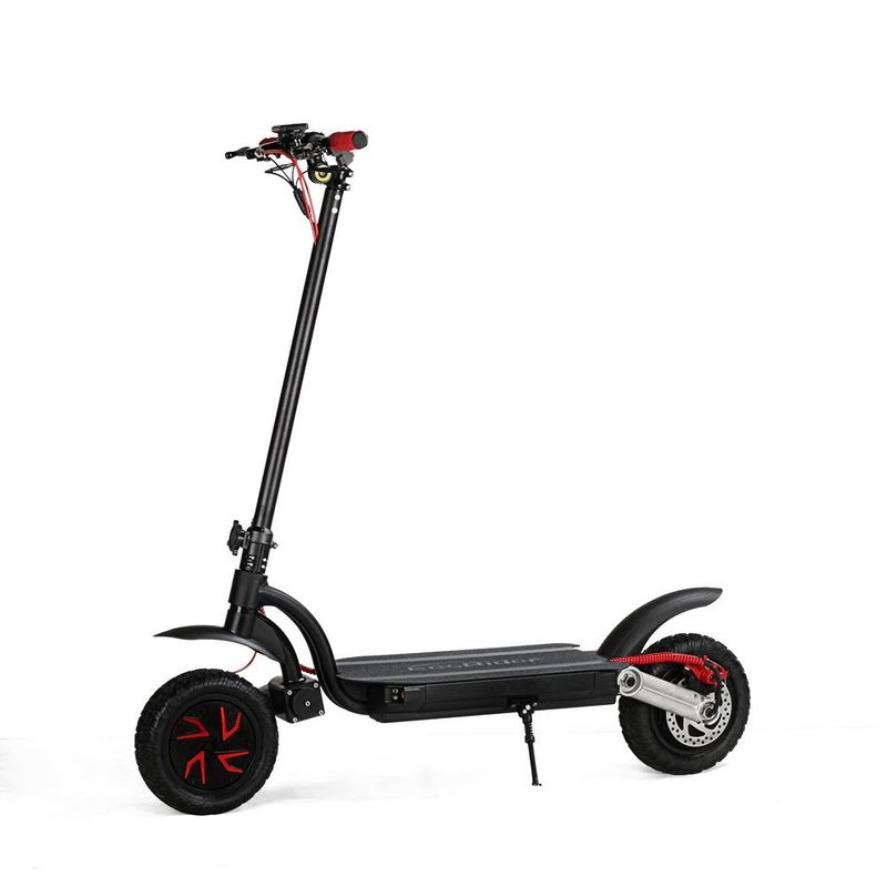 Ecorider E4-9 - Best Electric Scooter for Climbing Hills - Top 5 Picks for 2019