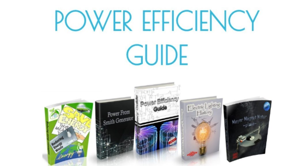 Power Efficiency Guide Review Must Read THIS Before Buying