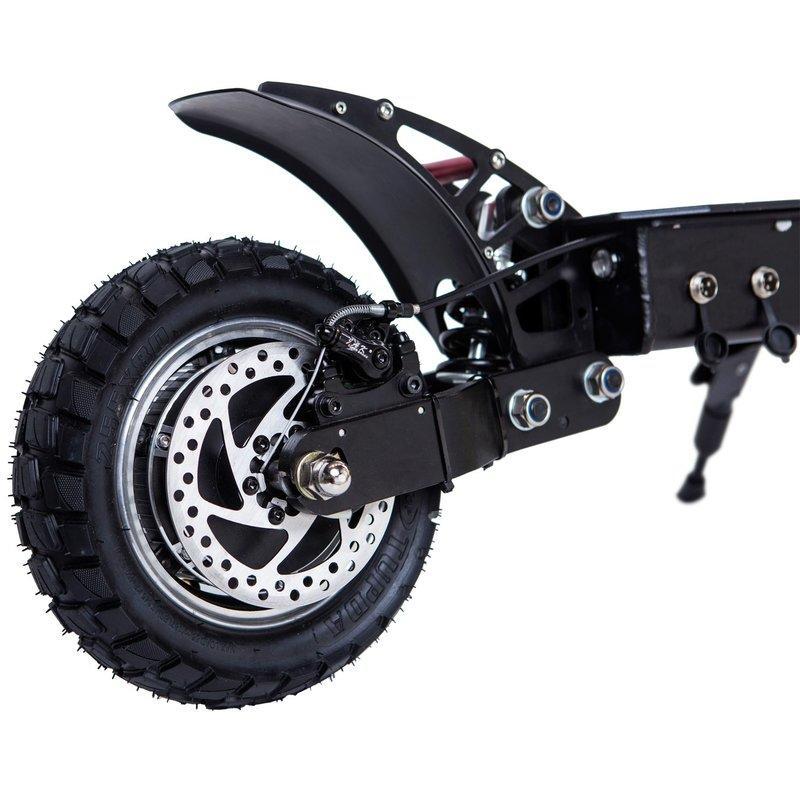 Tire - Suspension