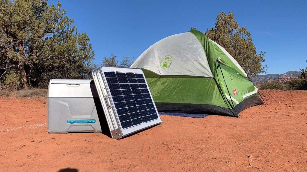 Best Solar Power for Camping Fridges Buying Guide