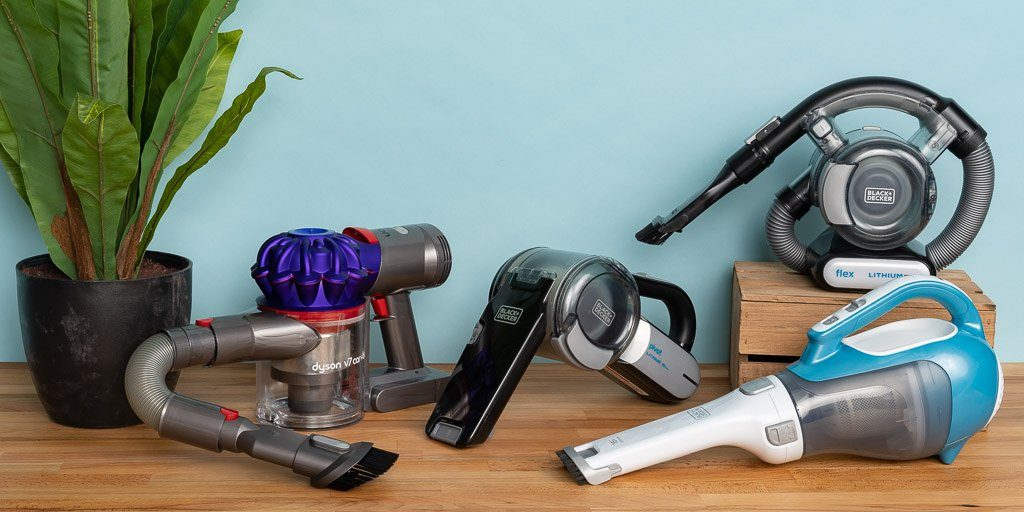 Best Handheld Vacuum for Stairs and Pet Hair Review