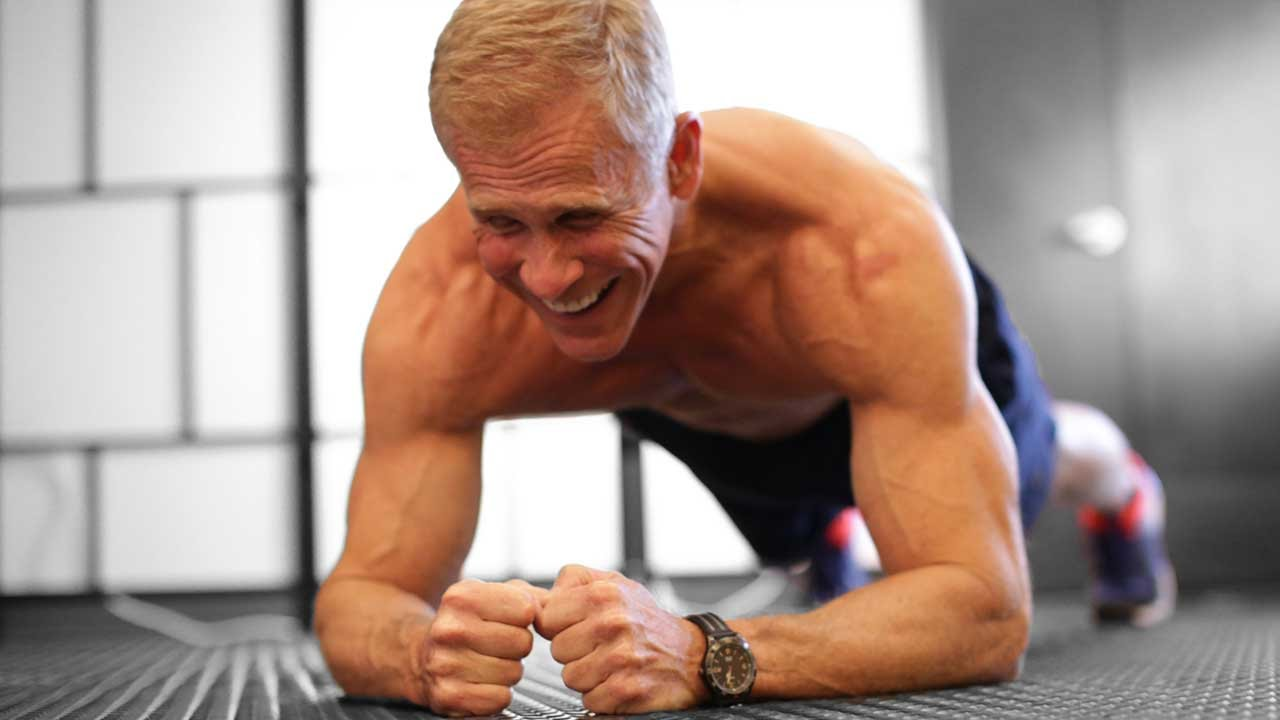 Best Workout Program for 50 Year Old Man Review