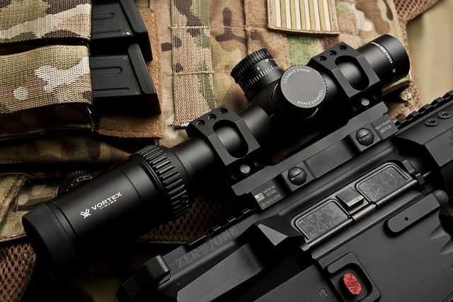 Best 1-4x Scope for the Money Review & Buying Guide