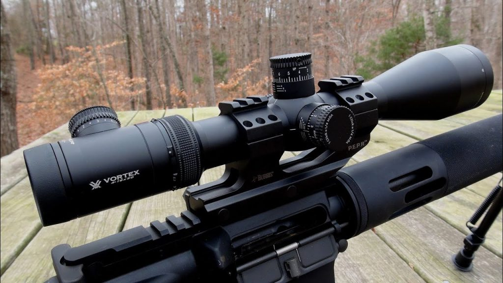 Best Long Range Rifle Scope Under $300 Review & Buying Guide