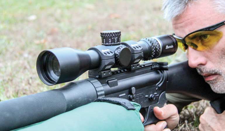 Best Long Range Rifle Scope for the Money Review