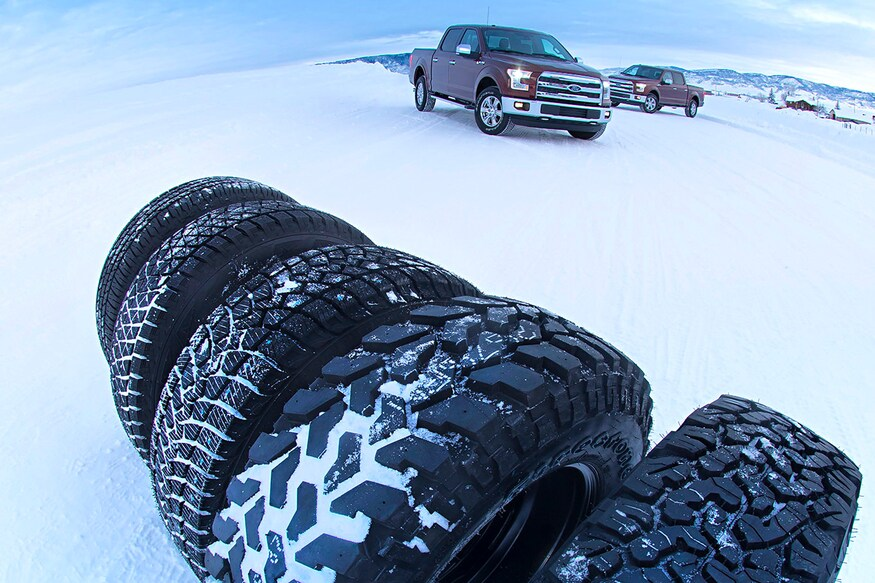 Best All Terrain Tire for Snow and Ice Review Buying Guide