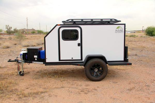 BCT Moab Gobi Trailer - Best Off Road Camper Trailer Under 10000 Review