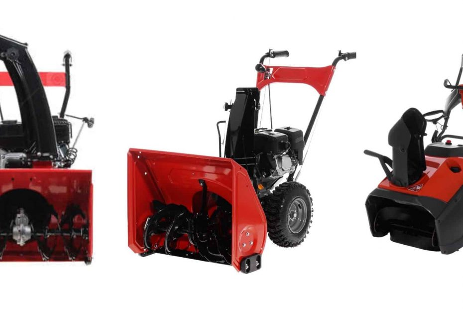 Best 2 Stage Snow Blower Under $1000 Review & Buying Guide