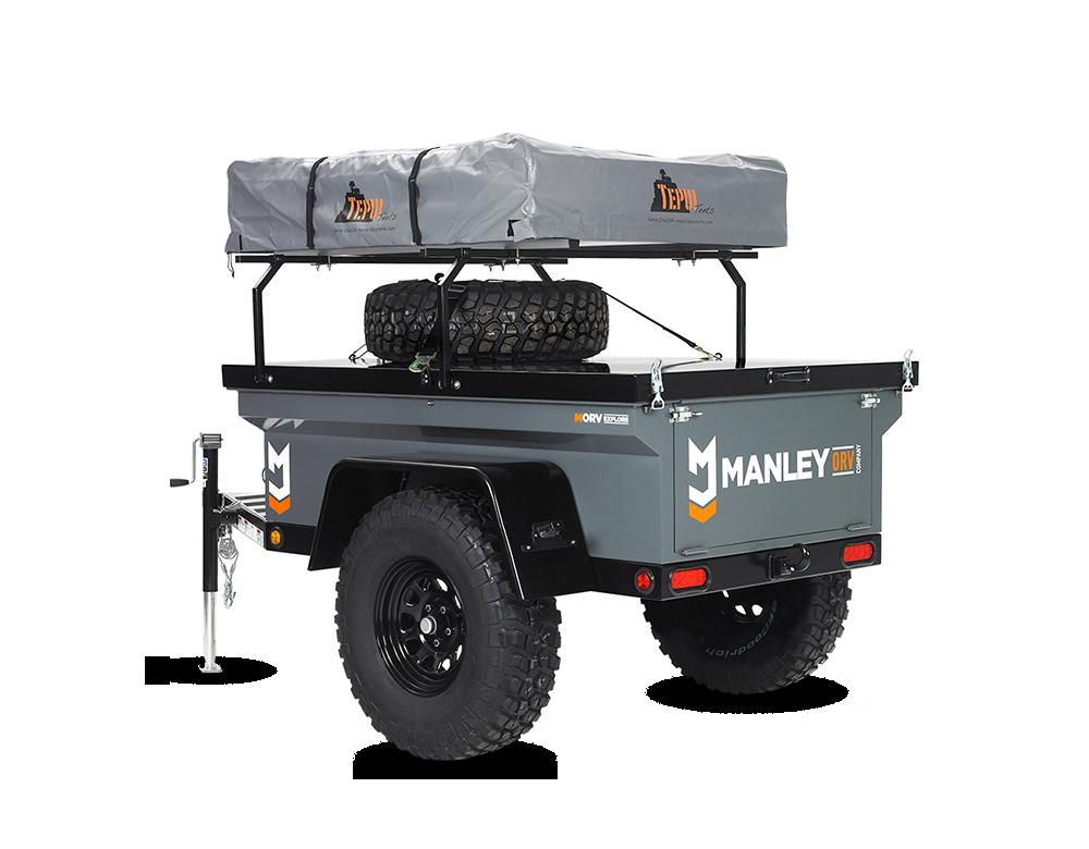 Manley Orv Explore - Best Off Road Camper Trailer Under 10000 Review